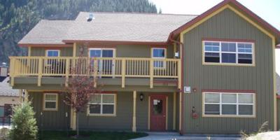 Luxury 1 bedroom frisco main street ski season holiday for Frisco colorado cabin rentals